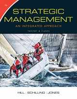 9781305502277-1305502272-Strategic Management: Theory & Cases: An Integrated Approach