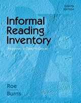 9780495808947-0495808946-Informal Reading Inventory: Preprimer to Twelfth Grade (What's New in Education)