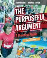 9781337284936-1337284939-The Purposeful Argument: A Practical Guide, Brief Edition (with 2016 MLA Update Card)