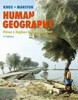Human Geography: Places and Regions in Global Context Plus MasteringGeography with eText -- Access Card Package (7th Edition)