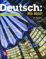 9780073386355-0073386359-Deutsch - Na Klar!: An Introductory German Course