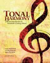 Workbook for Tonal Harmony