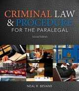 9781133693581-113369358X-Criminal Law and Procedure for the Paralegal