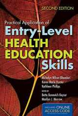 9781449683894-1449683894-Practical Application of Entry-Level Health Education Skills