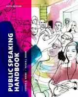 Public Speaking Handbook Plus NEW MyCommunicationLab for Public Speaking -- Access Card Package (5th Edition)