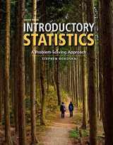 9781464111693-1464111693-Introductory Statistics: A Problem Solving Approach