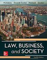 9781259721885-1259721884-Law, Business and Society (Irwin Business Law)