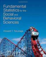 9781483318790-1483318796-Fundamental Statistics for the Social and Behavioral Sciences