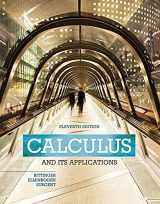 Calculus And Its Applications Plus MyMathLab with Pearson eText -- Access Card Package (11th Edition) (Integrated Review Courses in MyMathLab and MyStatLab)