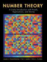 9780470424131-0470424133-Number Theory: A Lively Introduction with Proofs, Applications, and Stories