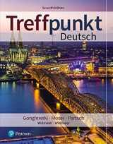 9780134797120-0134797124-Treffpunkt Deutsch (7th Edition) (What's New in Languages)