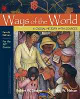 9781319173494-1319173497-Ways of the World with Sources: For the AP® Course