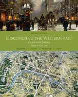9781111837174-1111837171-Discovering the Western Past: A Look at the Evidence, Volume II: Since 1500