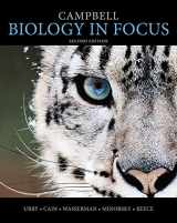 9780321962584-0321962583-Campbell Biology in Focus Plus Mastering Biology with eText -- Access Card Package (2nd Edition)