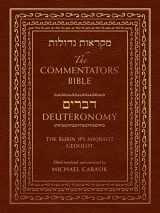 9780827609396-0827609396-The Commentators' Bible: Deuteronomy: The Rubin JPS Miqra'ot Gedolot