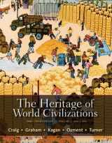 9780205835478-0205835473-The Heritage of World Civilizations: Brief Edition, Volume 2 (5th Edition)