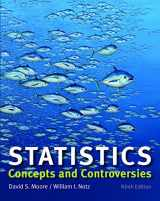9781464192937-1464192936-Statistics: Concepts and Controversies