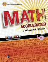 9780076637980-0076637980-Glencoe Math Accelerated, Student Edition (MERRILL PRE-ALGEBRA)