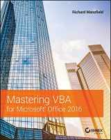 9781119225386-1119225388-Mastering VBA for Microsoft Office 2016