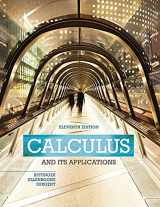 Calculus And Its Applications (11th Edition)
