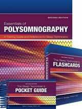 9781284141955-1284141950-Essentials Of Polysomnography Value Bundle: Textbook, Pocket Guide & Flashcards