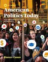 9780393630930-0393630935-American Politics Today (AP Fifth Edition)