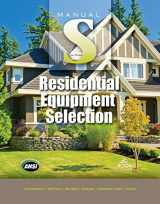 9781892765581-1892765586-Residential Equipment Selection Manual S®
