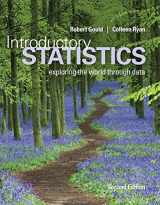 9780133956504-0133956504-Introductory Statistics Plus MyStatLab with Pearson eText -- Access Card Package (2nd Edition)
