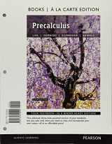 Precalculus, Books a la Carte Edition (6th Edition)