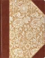 9781433548406-1433548402-ESV Single Column Journaling Bible (Cloth Over Board, Antique Floral Design)