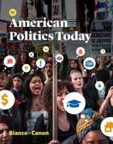 9780393639834-0393639835-American Politics Today (Fifth Edition)
