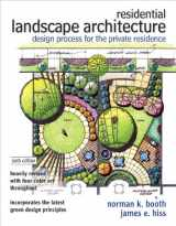 9780132376198-0132376199-Residential Landscape Architecture: Design Process for the Private Residence (6th Edition)