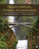9781452220185-1452220182-Research Methods, Statistics, and Applications