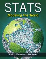 9780321854018-0321854012-Stats: Modeling the World (4th Edition)