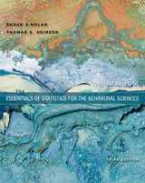 9781464107771-1464107777-Essentials of Statistics for the Behavioral Sciences