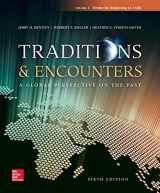 9780077504908-0077504909-Traditions & Encounters Volume 1 From the Beginning to 1500