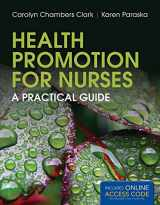 9781449686673-1449686672-Health Promotion for Nurses: A Practical Guide