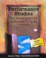 9780757545405-0757545408-Performance Studies: The Interpretation of Aesthetic Texts