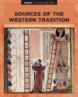 9781337397605-1337397601-Sources of the Western Tradition Volume I: From Ancient Times to the Enlightenment