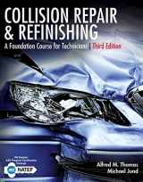 9781305949942-1305949943-Collision Repair and Refinishing: A Foundation Course for Technicians