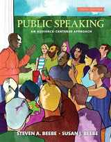 9780134380919-0134380916-Public Speaking (10th Edition)