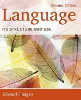 9781285052458-1285052455-Language: Its Structure and Use