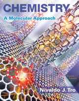 Chemistry: A Molecular Approach Plus MasteringChemistry with eText -- Access Card Package (4th Edition) (New Chemistry Titles from Niva Tro)