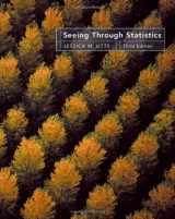 Seeing Through Statistics, 3rd Edition (Book & CD-Rom)