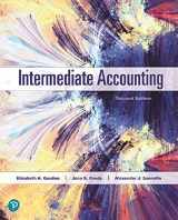 9780134833101-0134833104-Intermediate Accounting Plus MyAccountingLab with Pearson eText -- Access Card Package (2nd Edition)