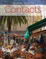 9781285490830-1285490835-Bundle: Contacts: Langue et culture françaises, Loose-leaf Option, 9th + iLrn(TM) Heinle Learning Center Printed Access Card