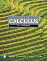 9780134766799-0134766792-Calculus, Multivariable (3rd Edition)