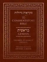 9780827609426-0827609426-The Commentators' Bible: Genesis: The Rubin JPS Miqra'ot Gedolot