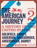 9780134103310-0134103319-American Journey: Volume 2: A History of the United States (Since 1865)