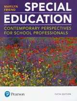 9780134895000-0134895002-Special Education: Contemporary Perspectives for School Professionals (5th Edition)